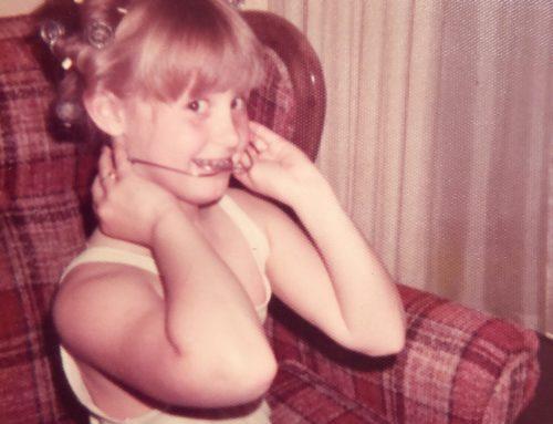 Third Grade – My First God Story ~ Lisa Cook